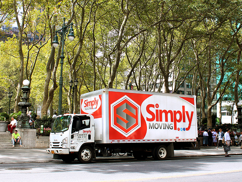 Simply moving joins CityMove in 2020. Company with 35 trucks and 150 employees