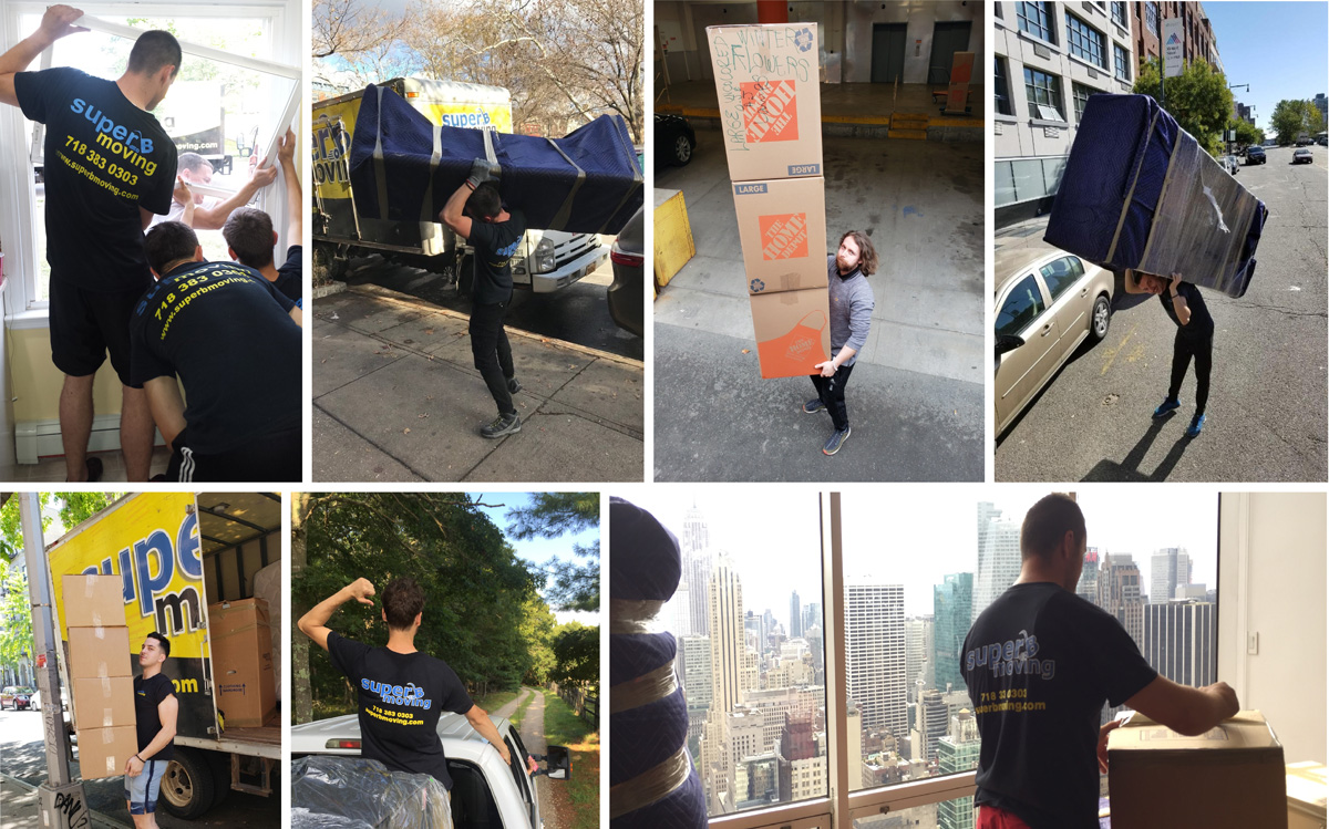 SuperB Moving is our newest CityMover for November 2019 - watch these guys in action!